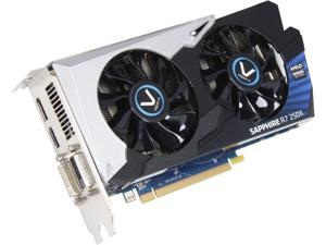 SAPPHIRE Vapor-X Radeon R7 250X DirectX 11 100367VXL 1GB 128-Bit GDDR5 PCI Express 3.0 CrossFireX Support OC Video Card