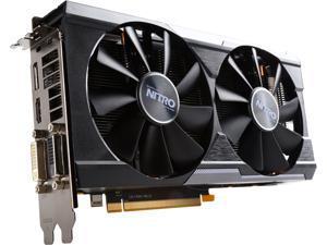 SAPPHIRE NITRO Radeon R9 380 4GB GDDR5 PCI Express 3.0 ATX Dual-X OC Version (UEFI) Video Card 100384NT4GOCL