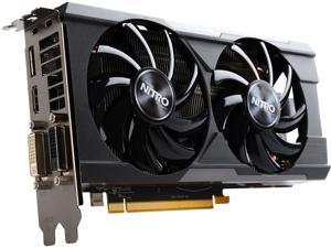 SAPPHIRE NITRO Radeon R7 370 DirectX 12 100386NT4GOCL 4GB 256-Bit GDDR5 PCI Express 3.0 ATX Dual-X OC Version (UEFI) Video Card