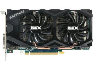 Sapphire Radeon HD 7850 DirectX 11.1 2GB 256-Bit GDDR5 PCI Express 3.0 CrossFireX Support Video Card - Certified refurbished