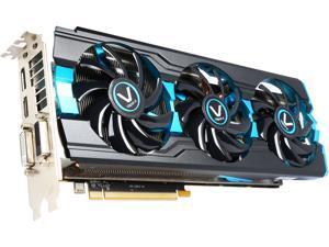 SAPPHIRE VAPOR-X Radeon R9 280X 100363VX-2SR 3GB PCI Express 3.0 TRI-X OC w/ Boost Video Card (UEFI) - Certified Refurbished
