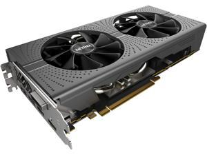 Sapphire NITRO+ Radeon RX 580 8GB GDDR5 PCI-E Dual HDMI / DVI-D / Dual DP w/ Backplate Limited Edition (UEFI), 100411NT+8GSR