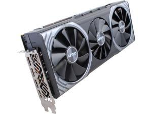 SAPPHIRE NITRO+ Radeon RX Vega 64 8GB HBM2 PCI Express 3.0 Video Card 100410NT+SR