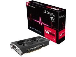 SAPPHIRE PULSE Radeon RX 580 DirectX 12 11265-05-20G 8GB 256-Bit GDDR5 PCI Express 3.0 CrossFireX Support Video Cards