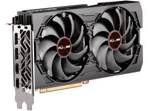 Sapphire Pulse RX 5600 XT BE 6GB GDDR6 PCI-E DUAL HDMI / DUAL DP OC w/ Backplate (UEFI)