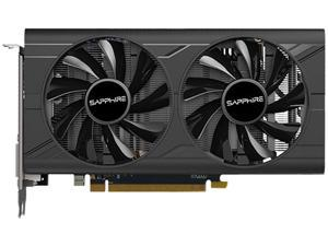 SAPPHIRE PULSE Radeon RX 570 DirectX 12 11266-78-20G 8GB 256-Bit GDDR5 PCI Express 3.0 CrossFireX Support Video Card