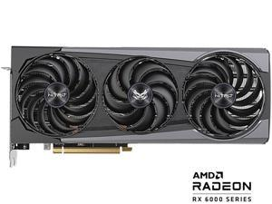 SAPPHIRE NITRO+ Radeon RX 6800 XT DirectX 12 Ultimate 11304-02-20G 16GB 256-Bit GDDR6 PCI Express 4.0 ATX Gaming Graphics Card, AMD RDNA 2