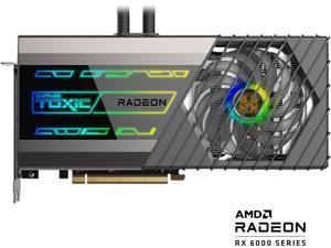 SAPPHIRE Toxic Radeon RX 6900 XT 16GB GDDR6 PCI Express 4.0 ATX Video Card 11308-06-20G