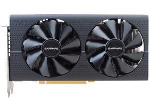 SAPPHIRE PULSE Radeon RX 580 8GB GDDR5 PCI Express 3.0 x16 CrossFireX Support ATX Video Card 11265-05-20T