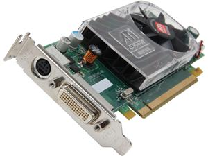 Dell Radeon HD 3450 Y104D 256MB DDR2 PCI Express x16 Video Card