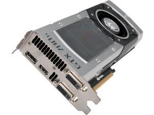 EVGA 03G-P4-2883-KR G-SYNC Support GeForce GTX 780 Ti Superclocked 3GB 384-Bit GDDR5 PCI Express 3.0 SLI Support Video Card