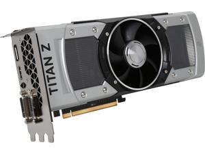 EVGA GeForce GTX TITAN Z 12G-P4-3990-KR 12GB GAMING
