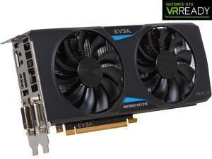 EVGA 04G-2975-KR GeForce GTX 970 SSC 4GB 256-Bit GDDR5 ACX 2.0 PCI Express 3.0
