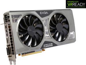 EVGA GeForce GTX 980 04G-P4-5988-KR 4GB K|NGP|N GAMING w/ACX 2.0+, Whisper Silent w/ Multi-Color LED Cooler, Customized Overclocking Graphics Card