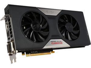 EVGA GeForce GTX 780 Ti 3GB GDDR5 PCI Express 3.0 SLI Support Video Card 03G-P4-2888-RX