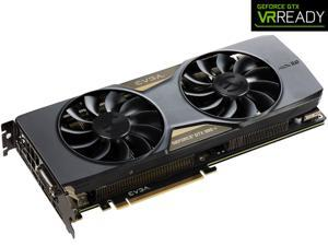 EVGA GeForce GTX 980 Ti 06G-P4-4996-KR 6GB FTW GAMING w/ACX 2.0+, Whisper Silent Cooling w/ Free Installed Backplate Graphics Card