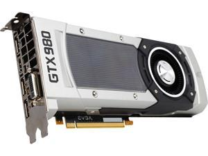 EVGA GeForce GTX 980 04G-P4-2982-RX 4GB 256-Bit GDDR5 PCI Express 3.0 Superclocked G-SYNC Support Video Card