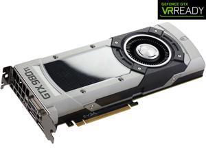 EVGA GeForce GTX 980 Ti 6GB GDDR5 PCI Express 3.0 x16 SLI Support VR EDITION GAMING Video Card 06G-P4-3998-KR