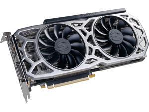 EVGA GeForce GTX 1080 Ti iCX GAMING, 11G-P4-6591-KR, 11GB GDDR5X, iCX Technology - 9 Thermal Sensors & RGB LED G/P/M