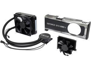 NO CARD EVGA GTX 1080 Ti SC Hybrid Waterblock Cooler 400-HY-5598-B1 COOLER ONLY