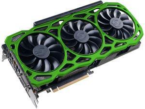 EVGA GeForce GTX 1080 Ti DirectX 12 11G-P4-6796-K4 11GB 352-Bit GDDR5X PCI Express 3.0 HDCP Ready SLI Support Video Card
