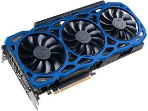 EVGA GeForce GTX 1080 Ti DirectX 12 11G-P4-6796-K3 11GB 352-Bit GDDR5X PCI Express 3.0 HDCP Ready SLI Support Video Card