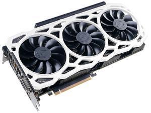 EVGA GeForce GTX 1080 Ti FTW3 ELITE GAMING WHITE, 11G-P4-6797-K1, 11GB 12 GHz GDDR5X, iCX Technology - 9 Thermal Sensors & RGB LED G/P/M