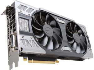 EVGA GeForce GTX 1080 DirectX 12 08G-P4-6684-KR 8GB 256-Bit GDDR5X PCI Express 3.0 SLI Support Video Card