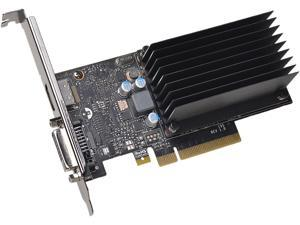 EVGA GeForce GT 1030 DirectX 12 02G-P4-6232-KR 2GB 64-Bit SDDR4 PCI Express 3.0 Low Profile Ready Video Card