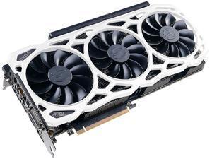 EVGA GeForce GTX 1080 Ti FTW3 ELITE GAMING WHITE, 11G-P4-6796-K1, 11GB GDDR5X, iCX Technology - 9 Thermal Sensors & RGB LED G/P/M
