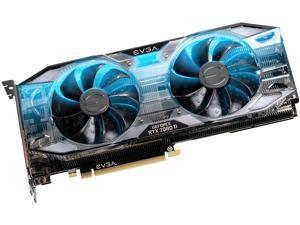 EVGA GeForce RTX 2080 Ti XC GAMING, 11G-P4-2382-KR, 11GB GDDR6, Dual HDB Fans & RGB LED