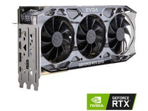 EVGA GeForce RTX 2070 FTW3 ULTRA GAMING, 08G-P4-2277-KR, 8GB GDDR6, iCX2 & RGB LED