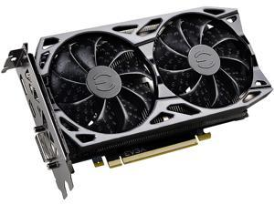 EVGA GeForce GTX 1660 Ti SC ULTRA GAMING, 06G-P4-1667-KR, 6GB GDDR6, Dual Fan, Metal Backplate