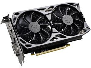 EVGA GeForce GTX 1660 SC ULTRA GAMING, 06G-P4-1067-KR, 6GB GDDR5, Dual Fan, Metal Backplate