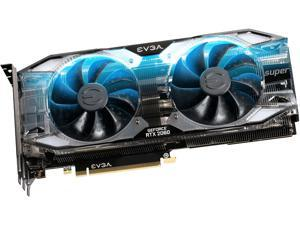 EVGA GeForce RTX 2060 SUPER XC ULTRA GAMING, 08G-P4-3163-KR, 8GB GDDR6, Dual HDB Fans, RGB LED, Metal Backplate
