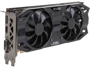EVGA GeForce GTX 1660 Ti XC ULTRA BLACK GAMING Video Card, 06G-P4-1265-KR, 6GB GDDR6, Dual HDB Fans