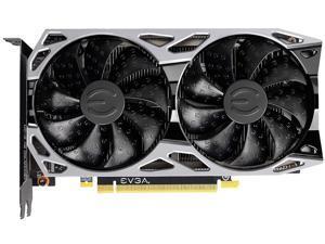 EVGA GeForce GTX 1650 SUPER SC Ultra Black GAMING Video Card, 04G-P4-1355-KR, 4GB GDDR6