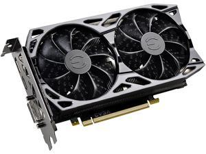 EVGA GeForce RTX 2060 KO GAMING Video Card, 06G-P4-2066-KR, 6GB GDDR6, Dual Fans, Metal Backplate