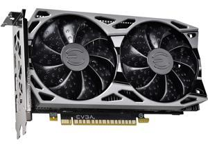 EVGA GeForce GTX 1650 SC ULTRA GAMING GDDR6, 04G-P4-1257-KR, 4GB GDDR6, Dual Fan, Metal Backplate
