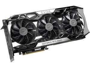 EVGA GeForce RTX 2080 FTW3 ULTRA, OVERCLOCKED, 2.75 Slot Extreme Cool Triple + iCX2, 65C Gaming, RGB, Metal Backplate, 08G-P4-2287-RX, 8GB GDDR6
