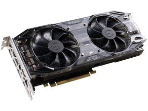 EVGA GeForce RTX 2080 Ti BLACK EDITION GAMING, 11G-P4-2281-RX, 11GB GDDR6, Dual HDB Fans & RGB LED