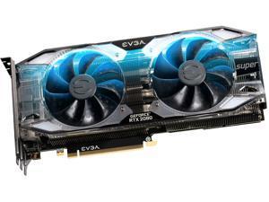 EVGA GeForce RTX 2080 SUPER XC ULTRA GAMING, 08G-P4-3183-RX, 8GB GDDR6, RGB LED, Metal Backplate
