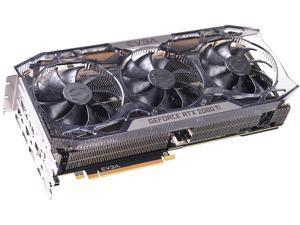 EVGA GeForce RTX 2080 Ti FTW3 ULTRA GAMING, 11G-P4-2487-RX, 11GB GDDR6, iCX2 & RGB LED Video Cards