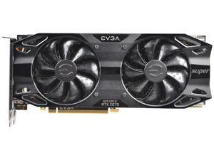 EVGA GeForce RTX 2070 SUPER BLACK GAMING Video Card, 08G-P4-3071-RX, 8GB GDDR6