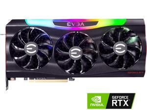 EVGA GeForce RTX 3080 FTW3 ULTRA GAMING Video Card, 10G-P5-3897-KR, 10GB GDDR6X, iCX3 Technology, ARGB LED, Metal Backplate