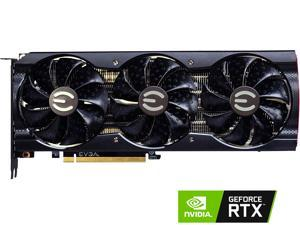 EVGA GeForce RTX 3080 XC3 ULTRA GAMING Video Card, 10G-P5-3885-KR, 10GB GDDR6X, iCX3 Cooling, ARGB LED, Metal Backplate
