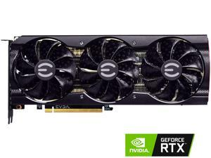 EVGA GeForce RTX 3080 XC3 GAMING Video Card, 10G-P5-3883-KR, 10GB GDDR6X, iCX3 Cooling, ARGB LED, Metal Backplate