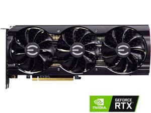 EVGA GeForce RTX 3080 XC3 BLACK GAMING Video Card, 10G-P5-3881-KR, 10GB GDDR6X, iCX3 Cooling, ARGB LED
