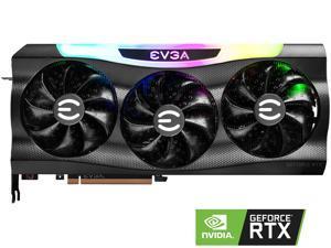 EVGA GeForce RTX 3070 FTW3 GAMING Video Card, 08G-P5-3765-KR, 8GB GDDR6, iCX3 Technology, ARGB LED, Metal Backplate
