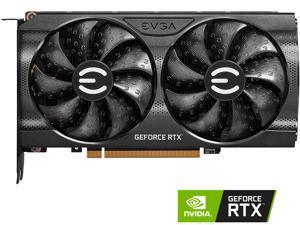 EVGA GeForce RTX 3060 XC BLACK GAMING, 12G-P5-3655-KR, 12GB GDDR6, Dual-Fan